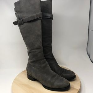 02f4fc7ba41 Ecco Womens Size 39EUR 8 8.5US Knee High Boots B40